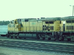 CNW 8646 at Altoona Wisconsin